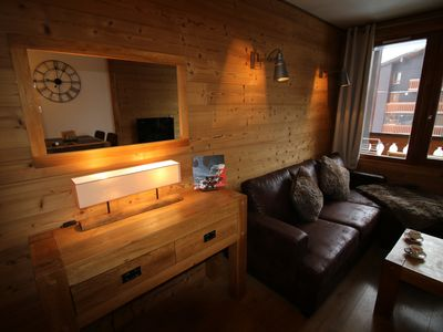 Photo for Beautiful apartment center Val d'Isère - 2 bedrooms 4p