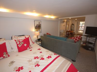 Photo for Great Studio Within Walking Distance To The Zoo, Rock Creek Park And More!