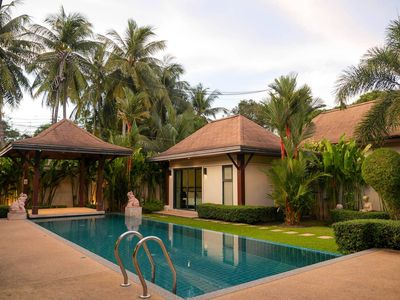 Photo for Tropical Island 3 Bedroom Pool Villa