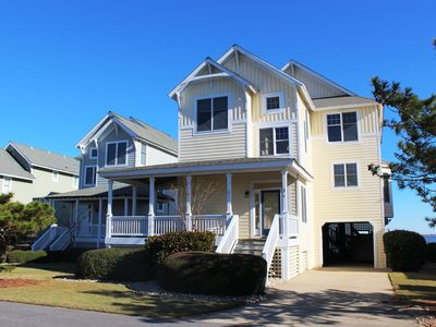 Photo for VL56-Beautiful Soundfront 6BR/4BA Home in Pirate's Cove