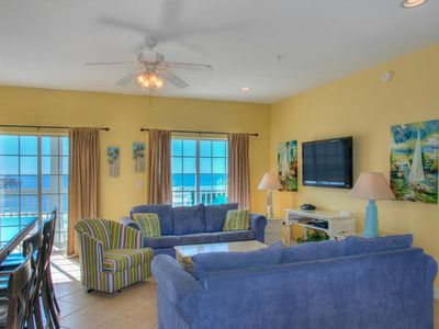 Photo for Pier Watch Villas 1 305 Luxurious 3000 SF, Oceanfront, 6 Bedroom Penthouse in North Myrtle Beach
