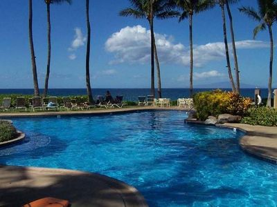 Photo for Stunning Sea to Summit View - Top Floor - Four Pools - Stroll to Beach