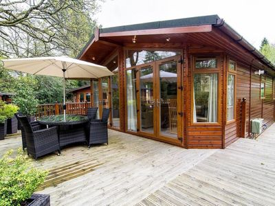 Photo for Lazy Days Lodge on the shores of Lake Windermere