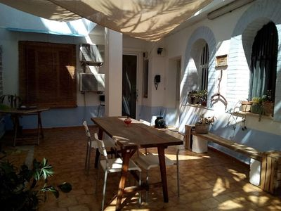 Photo for Apartment in the center of Terrasini with Air conditioning, Washing machine (670644)