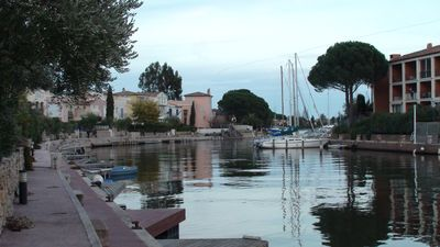 Photo for Fisherman's House/Villa with pool & mooring, in Port Grimaud, nr St. Tropez
