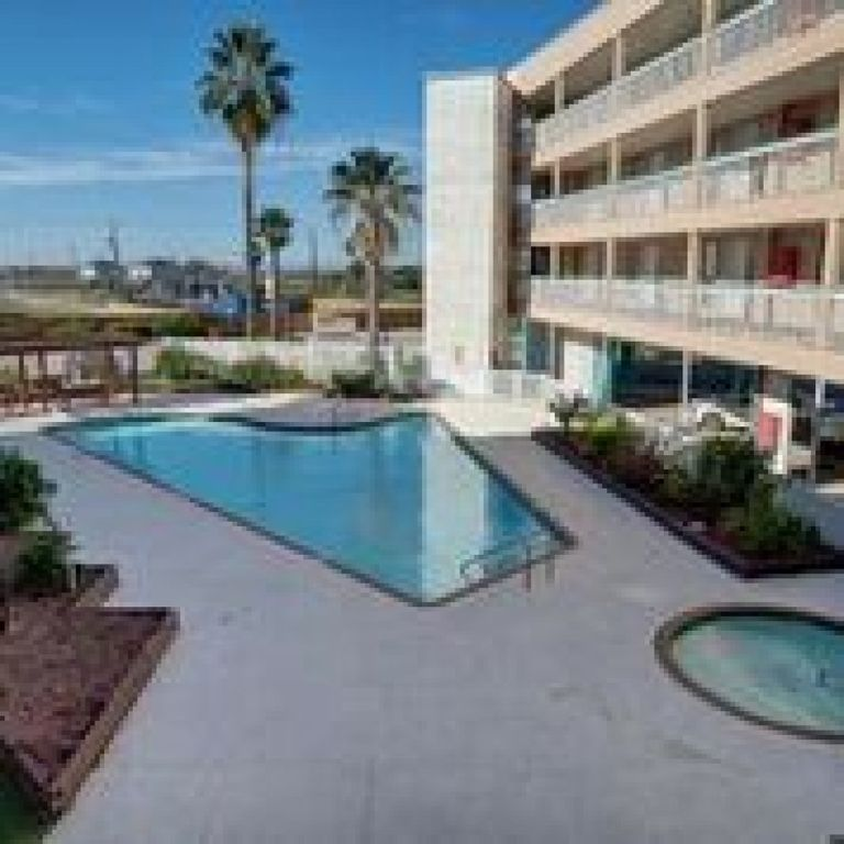 Beach House Rentals In Corpus Christi: North Beach Waterview Furnished Condo