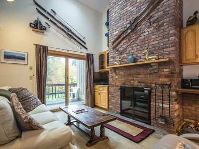 Photo for Colony Club E23 wonderful town home in the center of Killington.