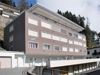 Photo for Cosy apartment for 5 guests with WIFI, TV, balcony and parking