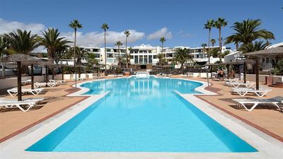 Photo for Suite Costa Martinez Share Pool close to Playa Bastian 12A