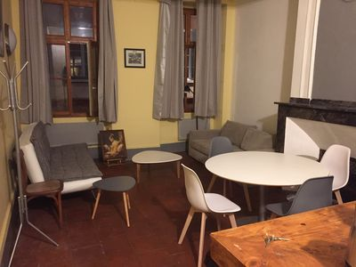 Photo for Les Carmes central accommodation 6 people-parking-breakfast