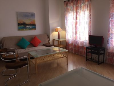 Photo for Comfortable apartment in downtown Madrid