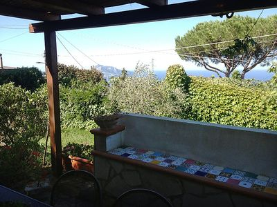 Photo for Vacation home Nulla di Troppo in Massa Lubrense - 4 persons, 2 bedrooms