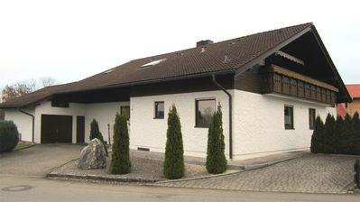 Photo for Spacious apartment (90 m²) with 2 bedrooms in the Allgäu