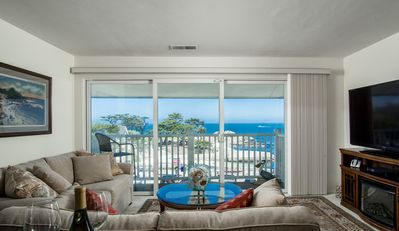 Photo for Lover's Point 7 - Pacific Grove Townhome - Oceanfront Lover's Point
