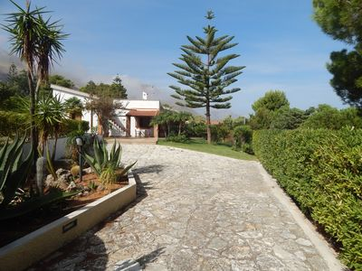 Photo for SPLENDID VILLA NEAR THE SEA FOR RENT FROM 2 TO 6 PEOPLE
