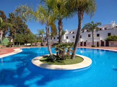 Photo for 3 Bedroom Ground Floor Apartment La Cala de Mijas near Golf