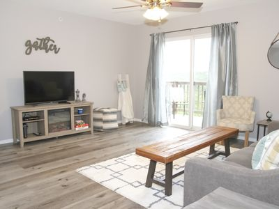 Photo for Spring special rates are available in our updated condo. Close to SDC & the lake
