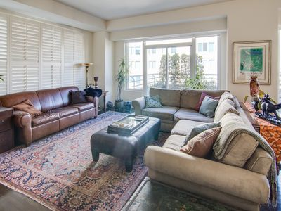 Photo for Great Reviews, Furnished 2br/2ba Luxury Condo In Telegraph Hill Area, SF