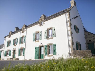 Photo for Luxury Breton house by the sea for 6 guests.