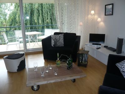 Photo for Space, tranquility, natural light and comfort near all amenities from €460/week