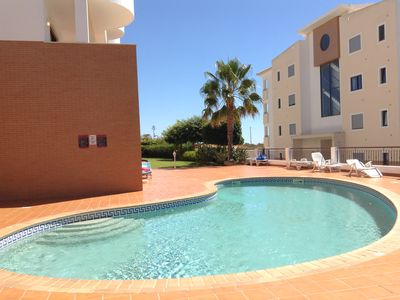 Photo for 2 bed, 2 bath spacious apartment with shared pool