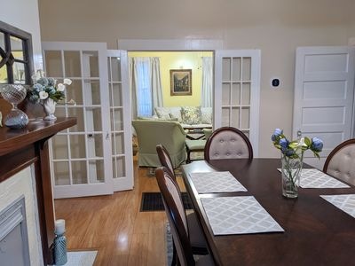 Photo for Charming Victorian near Forsyth Park, River Street, Tybee Island, and great food