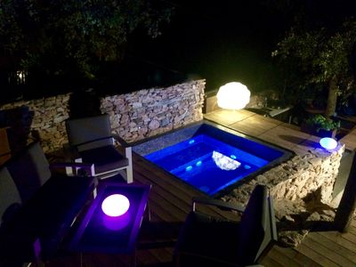 Photo for Sa Riera - Villa with Jacuzzi, 5 minutes walk from the sea
