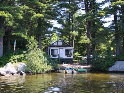 Photo for Cottage & Guest House - Lake Thompson, Poland Spring, Maine