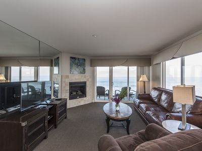 Photo for Beachfront 2BR Condo in the heart of Carlsbad
