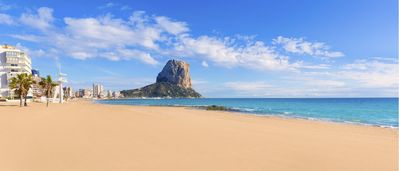 Photo for Fantastic Caribe Playa apartment on the seafront in Calpe