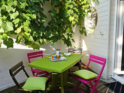 Photo for One bedroom Villa, sleeps 4 in Penthičvre with WiFi