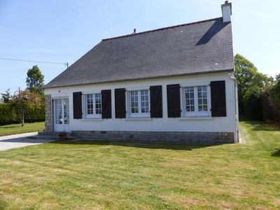 Photo for 3BR House Vacation Rental in Lanvéoc, Brittany