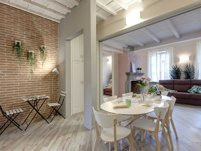 Photo for 2BR Apartment Vacation Rental in Firenze, Tuscany