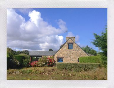 Photo for Fisherman's house for rent, sea view, Brittany