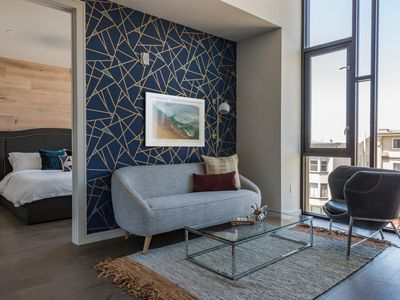 Photo for Sonder | Lombard Street | Artsy 1BR + Rooftop