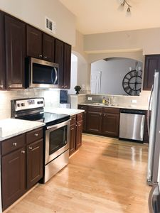 Photo for 2 bedroom 2 bath complex minutes from the super bowl!!
