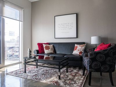 Photo for Stylish 1BR in Pearl Dist | Minutes to everything