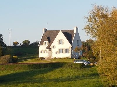 Photo for Plouescat: Holiday house with large garden