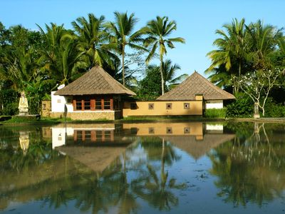 Photo for Comfy four bedroom private villa in Ubud