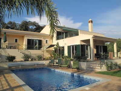 Photo for Oasis of calm, private pool, family-friendly, hiking paradise, golf, with heating