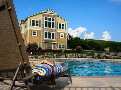 Photo for Canyon Retreat - Award Winner - King Beds - Dog Friendly  - Billiards - Pool