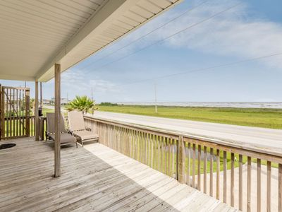 Photo for Sea Isle Home - Open Gulf Views & Steps from the Beach