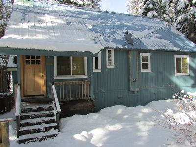 Photo for Beautiful fully remodeled West Shore Cabin, walk to Chambers public beach, 3 min to Homewood Ski Area