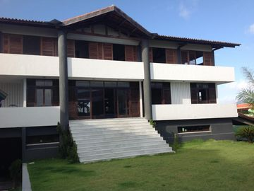 House in the Dunes near the beach preferred by the bathers of Fortaleza.