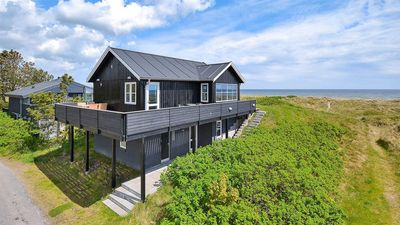 Photo for New holiday home Grenå Strand, Directly on the sea, 4 persons, 3 bedrooms
