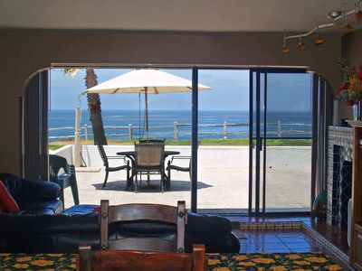 Photo for Security 24/7 Gorgeous Oceanfront Villa at Calafia
