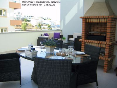 Photo for Modern one bedroom apartment in Lagos, Algarve