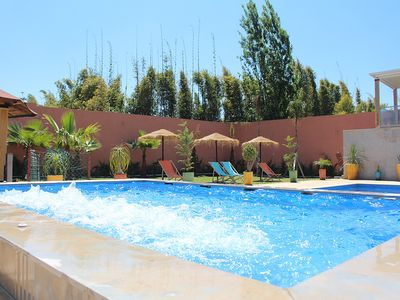 Photo for Pool and Tennis Villa in Rabat 4288