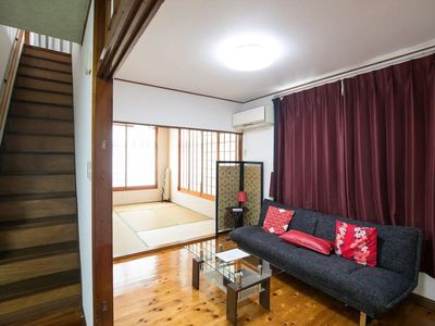 Photo for A house that can accommodate up to 10 people in the center of Okinawa and Naha Entirely reserved DD1