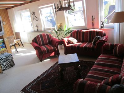 Photo for 3BR Apartment Vacation Rental in Braunlage, NDS
